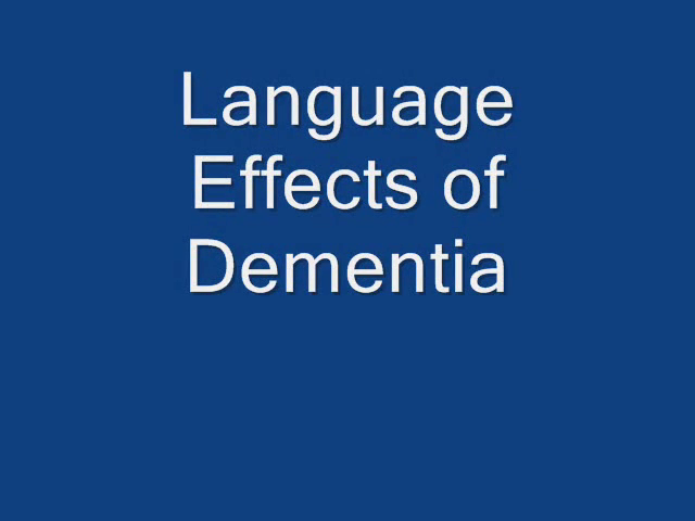 impact of speech language and communication difficulties